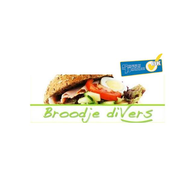 Broodje divers